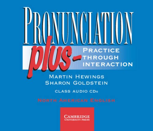 9780521785228: Pronunciation Plus Class Audio CDs