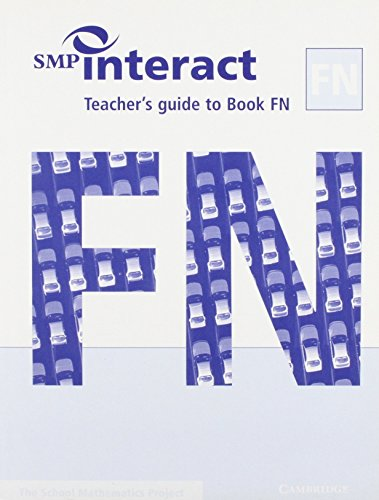 9780521785433: SMP Interact Teacher's Guide to Book FN (SMP Interact Key Stage 3)