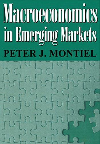 9780521785518: Macroeconomics in Emerging Markets