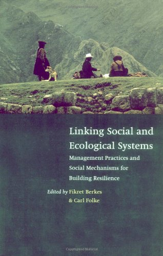 9780521785624: Linking Social and Ecological Systems Paperback: Management Practices and Social Mechanisms for Building Resilience