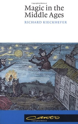 9780521785761: Magic in the Middle Ages (Canto)