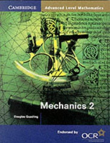 9780521786010: Mechanics 2 for OCR (Cambridge Advanced Level Mathematics for OCR)