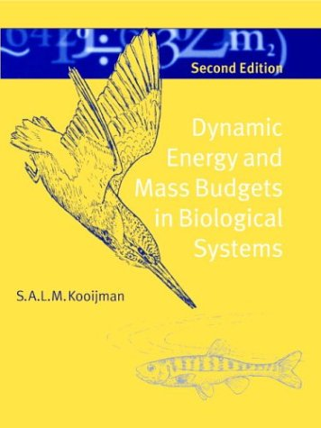 9780521786089: Dynamic Energy and Mass Budgets in Biological Systems
