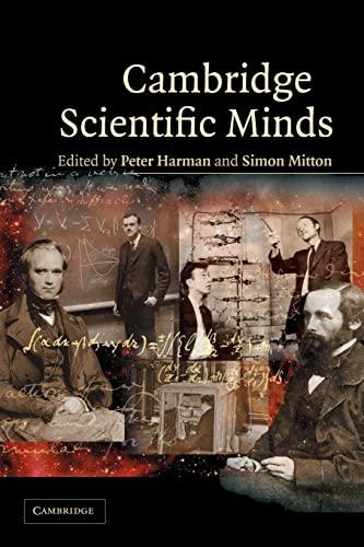 9780521786126: Cambridge Scientific Minds