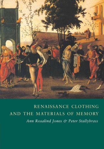 9780521786638: Renaissance Clothing and the Materials of Memory Paperback (Cambridge Studies in Renaissance Literature and Culture)