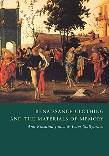 Renaissance Clothing and the Materials
