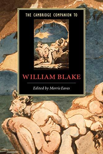 9780521786775: The Cambridge Companion to William Blake