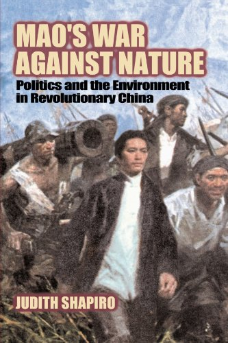 9780521786805: Mao's War Against Nature: Politics and the Environment in Revolutionary China (Studies in Environment and History)