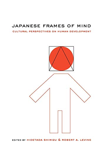 9780521786980: Japanese Frames of Mind Paperback: Cultural Perspectives on Human Development