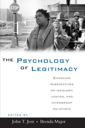 9780521786997: The Psychology of Legitimacy: Emerging Perspectives on Ideology, Justice, and Intergroup Relations