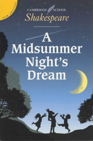 9780521787284: A Midsummer Night's Dream (Cambridge School Shakespeare)