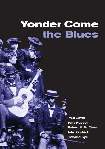 9780521787772: Yonder Come the Blues: The Evolution of a Genre