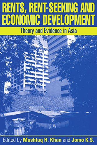 9780521788663: Rents, Rent-Seeking and Economic Development: Theory and Evidence in Asia