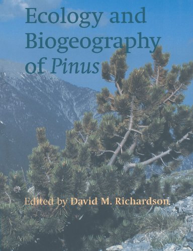 9780521789103: Ecology and Biogeography of Pinus