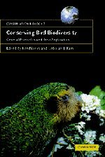 9780521789493: Conserving Bird Biodiversity: General Principles and their Application (Conservation Biology)