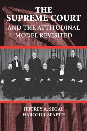 9780521789714: The Supreme Court and the Attitudinal Model Revisited Paperback