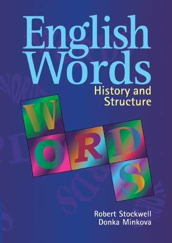 9780521790123: English Words: History and Structure