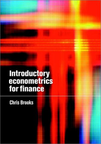 9780521790185: Introductory Econometrics for Finance