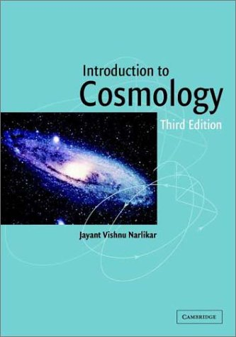 9780521790284: An Introduction to Cosmology