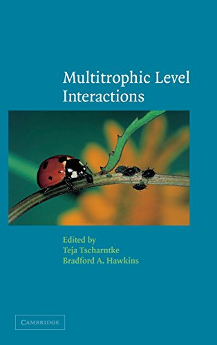 9780521791106: Multitrophic Level Interactions