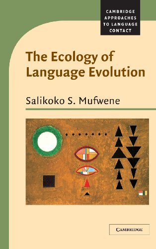 9780521791380: The Ecology of Language Evolution