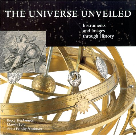 9780521791434: The Universe Unveiled: Instruments and Images Through History