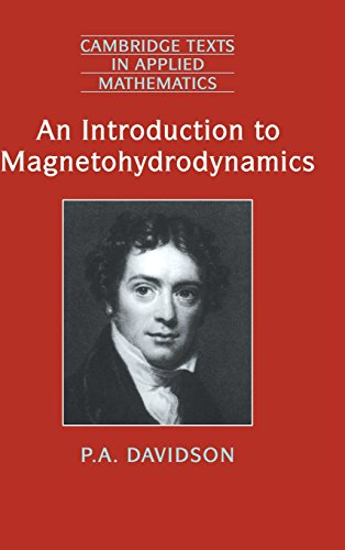 9780521791496: An Introduction to Magnetohydrodynamics (Cambridge Texts in Applied Mathematics)