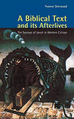 9780521791748: A Biblical Text and its Afterlives: The Survival of Jonah in Western Culture