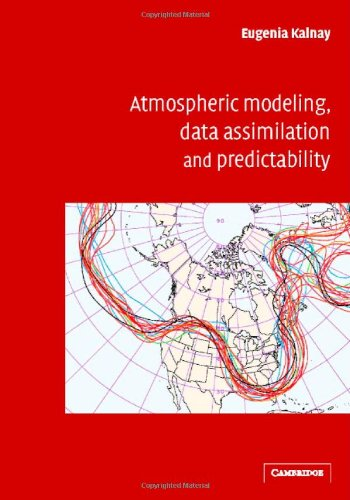 9780521791793: Atmospheric Modeling, Data Assimilation and Predictability