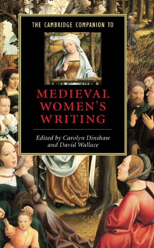 9780521791885: The Cambridge Companion to Medieval Women's Writing