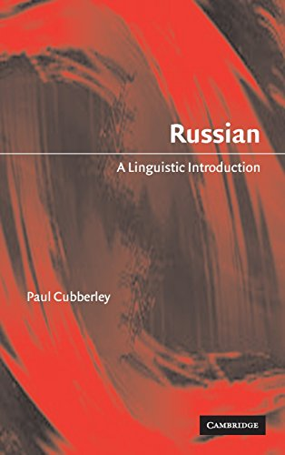9780521791915: Russian: A Linguistic Introduction (Linguistic Introductions)