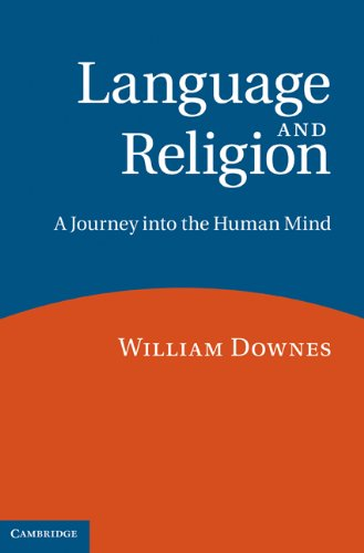 9780521792233: Language and Religion: A Journey into the Human Mind