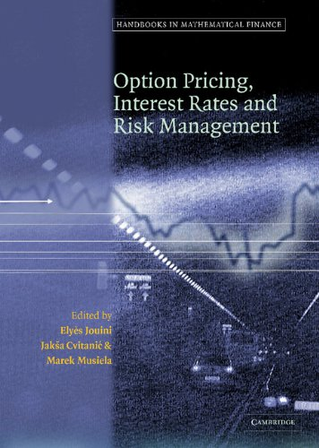9780521792370: Handbooks in Mathematical Finance: Option Pricing, Interest Rates and Risk Management