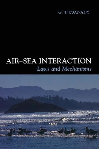9780521792592: Air-Sea Interaction: Laws and Mechanisms