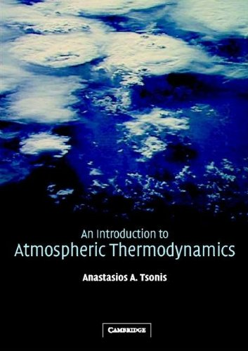 9780521792639: An Introduction to Atmospheric Thermodynamics