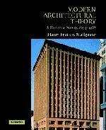 9780521793063: Modern Architectural Theory Hardback: A Historical Survey, 1673–1968
