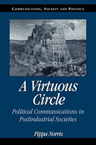 9780521793643: A Virtuous Circle Paperback: Political Communications in Postindustrial Societies (Communication, Society and Politics)