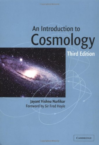 9780521793766: An Introduction to Cosmology 3rd Edition Paperback