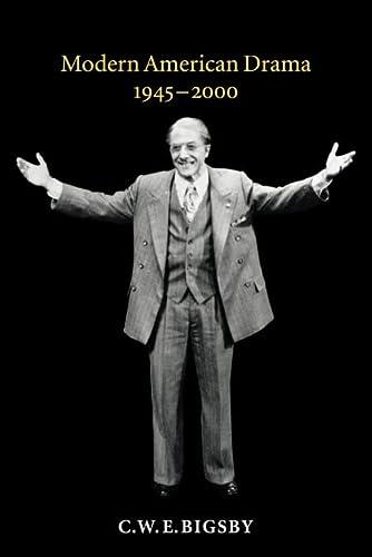 9780521794107: Modern American Drama, 1945-2000 2nd Edition Paperback