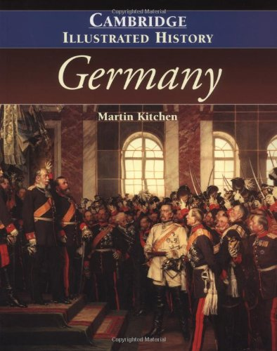 9780521794329: The Cambridge Illustrated History of Germany (Cambridge Illustrated Histories)