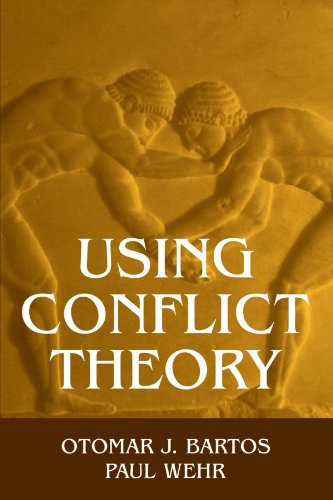 Using Conflict Theory (9780521794466) by Bartos, Otomar J.