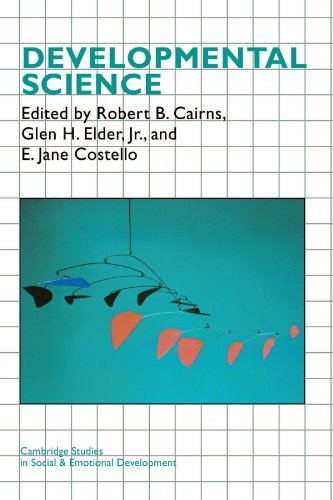 9780521794596: Developmental Science (Cambridge Studies in Social and Emotional Development)