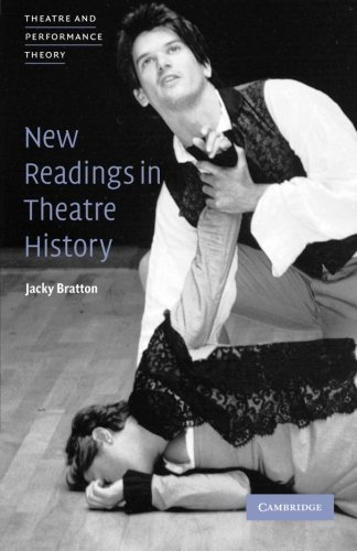 9780521794633: New Readings in Theatre History (Theatre and Performance Theory)
