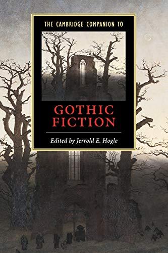9780521794664: The Cambridge Companion to Gothic Fiction