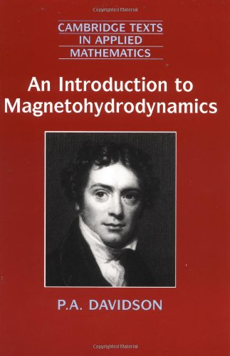 9780521794879: An Introduction to Magnetohydrodynamics (Cambridge Texts in Applied Mathematics)