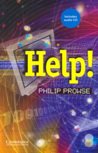 9780521794916: CER1: Help! Level 1 Book with Audio CD Pack (Cambridge English Readers)