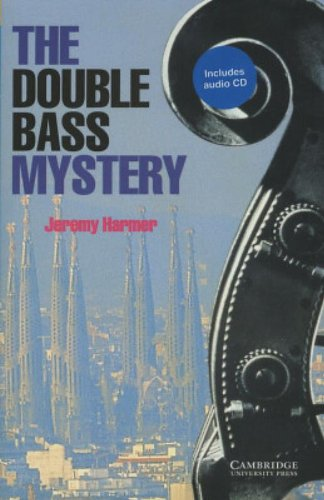 9780521794954: The Double Bass Mystery Level 2 Book with Audio CD Pack (Cambridge English Readers)