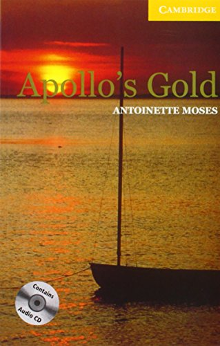 9780521794992: CER2: Apollo's Gold Level 2 Book with Audio CD Pack (Cambridge English Readers)