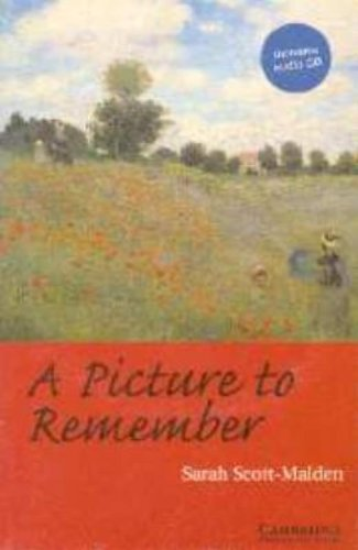 9780521795012: CER2: A Picture to Remember Level 2 Elementary/Lower Intermediate Book with Audio CD Pack (Cambridge English Readers)