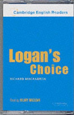 9780521795074: Logan's Choice Level 2 Audio Cassette